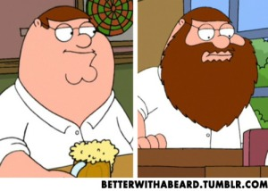 Peter Griffin's Beard