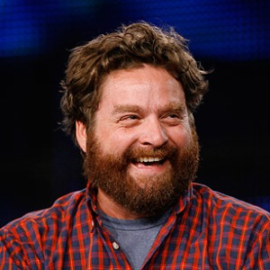 Zach Galifianakis Great Bearded Bloke #4
